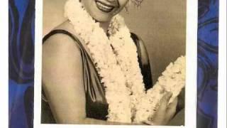 """Iwalani Kahalewai Sings  """"Aloha No Au I Ko Maka""""  Do Adore Your Face."""