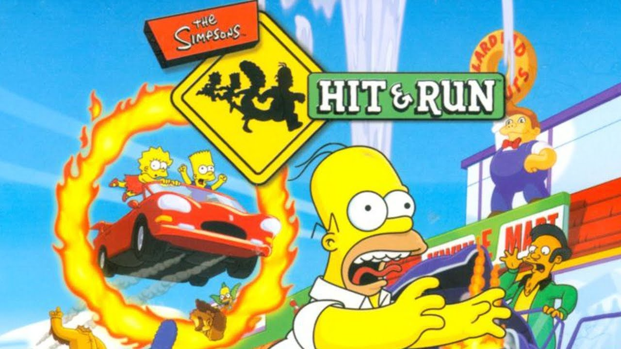 The Simpsons Hit and Run - Download for PC Free
