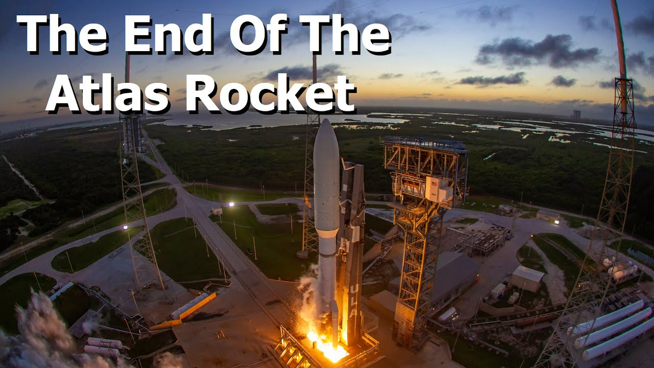 Download ULA Stops Selling Atlas Rocket Launches
