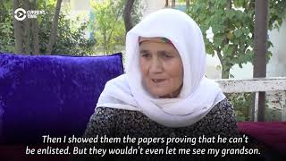 Families Say Young Tajiks Are Grabbed And Forced Into The Army