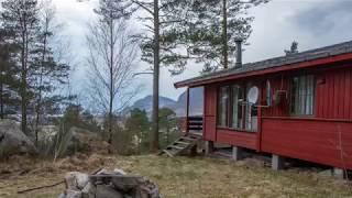 Gambar cover Solbu Hamrane Hyttefelt Tau Norge Reiser