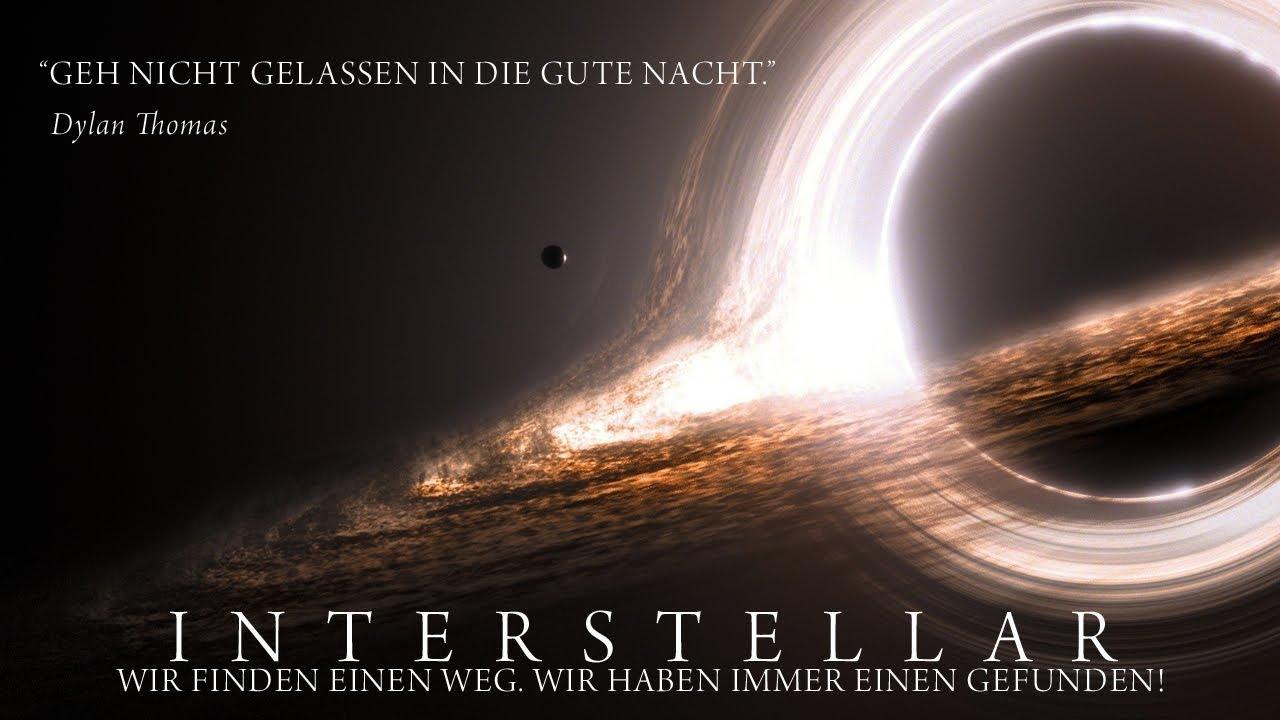 Interstellar Geh Nicht Gelassen In Die Gute Nacht Dylan Thomas Youtube
