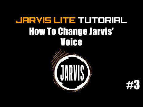 Jarvis Voice Download Mac