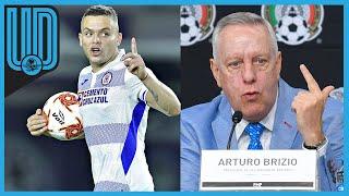El presidente de la Comisión de Arbitraje, dijo a través de un video, que el gol de penalti es válido