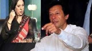 Repeat youtube video Imran Khan Musarrat Shaheen Partenership Against Molana Fazal ur Rehman