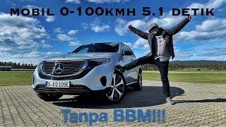 Mobil Full Listrik   Mercedes-Benz EQC 4Matic Review