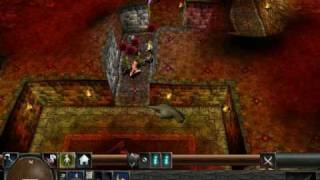 Dungeon Keeper II- Gameplay (1st Mission)