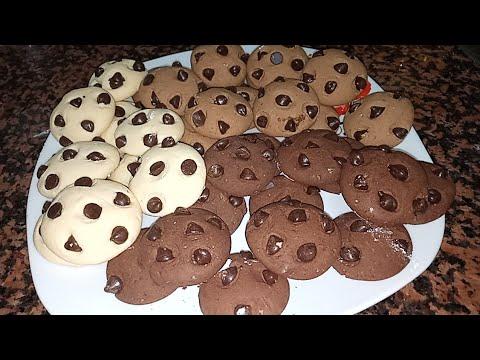 كوكيز-بدون-غلوتين-cookies-sans-gluten
