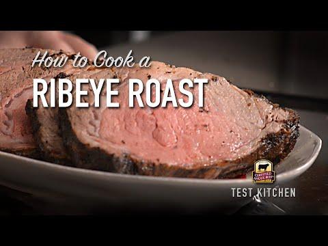 How To Cook A Ribeye Roast