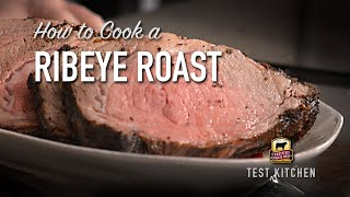 How to Cook a Ribeye Roast