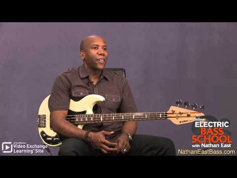 Nathan East talks Daft Punk, Solo Album, Bass Lessons & More