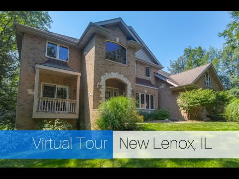 homes for sale in new lenox illinois youtube. Black Bedroom Furniture Sets. Home Design Ideas