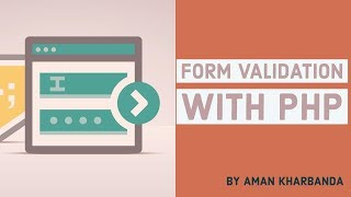 Basic Form Validation In PHP