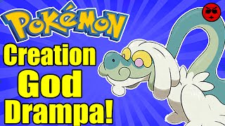 Pokemon Sun and Moon's Drampa Created the WORLD!? - Game Exchange