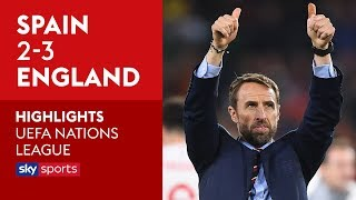 Download Video Spain 2-3 England | Highlights | UEFA Nations League MP3 3GP MP4