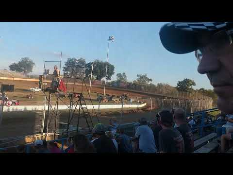 Florence Speedway Crate Late Model Feature #1- September 15, 2018