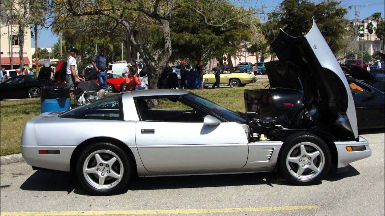 Corvette Car Show Venice Florida YouTube - Car show venice florida