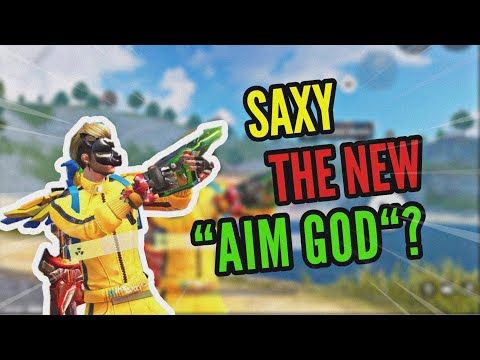 "The NEW ""AIM GOD""! IT ISN'T FERG ANYMORE! IT'S SAXY! 22 Kills Solo vs Fireteam Rules Of Survival"