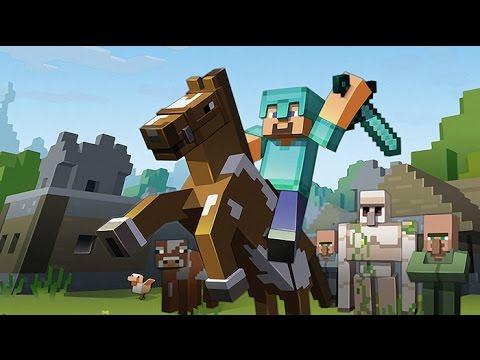 Minecraft Trailer 2017