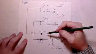 Circuit Assembly Tutorials || How To Build An Or Logic Gate With Diodes