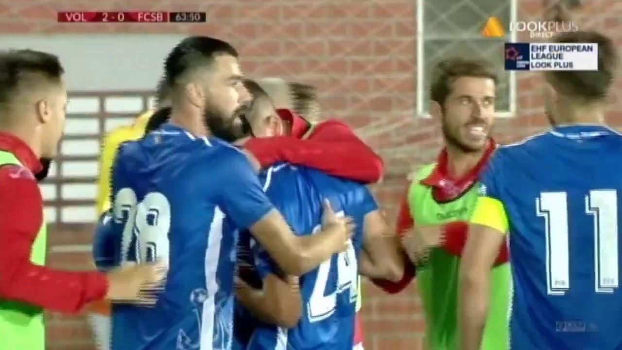 Goool Voluntari! FCSB e condusa cu 2-0, ca urmare a golului marcat de Ricardinho