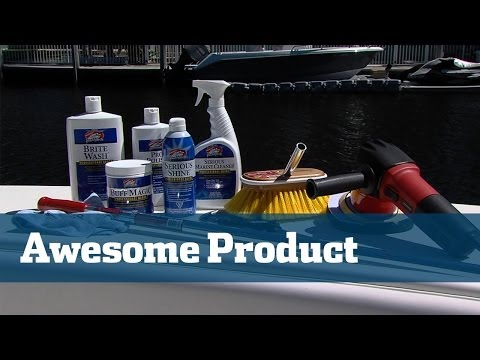 Boat Detailing Gear Guide Clean Boat - Florida Sport Fishing TV