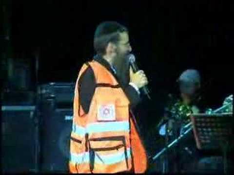 Hatlozah Concert , Jerusalem , Succos 2007