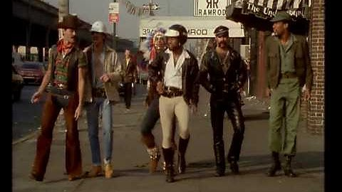 Village People - YMCA OFFICIAL Music Video 1978