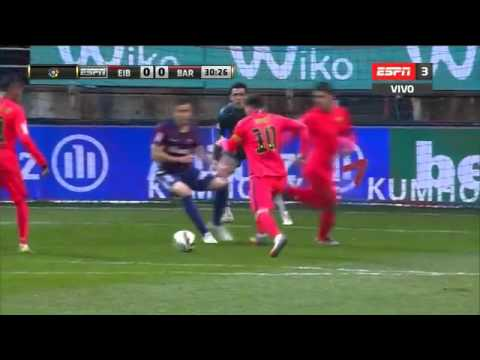 Download Barcelona 2 - 0 eibar Liga BBVA - ESPN