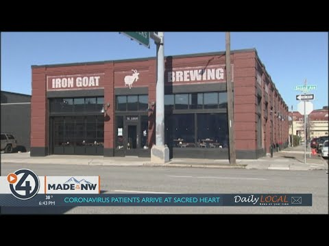 Made in the Northwest: Iron Goat Brewing