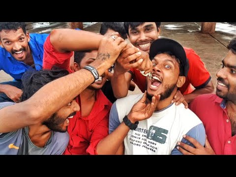 THEY MADE ME EAT IT | TRIVANDRUM | KARTHiK SURYA