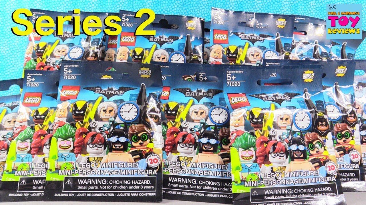 Lego The Batman Movie Series 2 Minifigure Minifig Blind