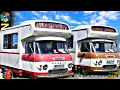 10 Classic Motorhomes and Vintage Campers (50s to 70s)