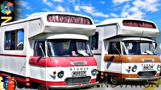 10 Classic Motorhomes And Vintage Campers  50s To 70s