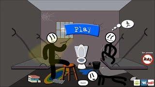 Stickman Jailbreak 4,Stickman Jailbreak 5,Stickman Jailbreak 6 Animation