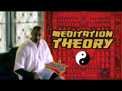 Meditation theory   Sifu Mark Rasmus   Chiang Mai   September 2012
