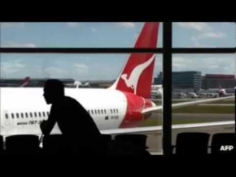 Qantas passengers ill on overheated Australian plane