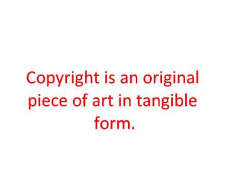 Copyrights in Business