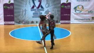 Baixar CHEBOTAREV Maxim - LEBEDEVA Inna, Final, Rock 'n' Roll-Youth