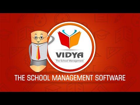 VIDYA - The School Management Software