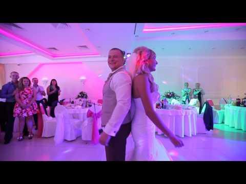 Микс/ Попурри - Свадебный танец - Анна и Дмитрий - Лучшие приколы. Самое прикольное смешное видео!