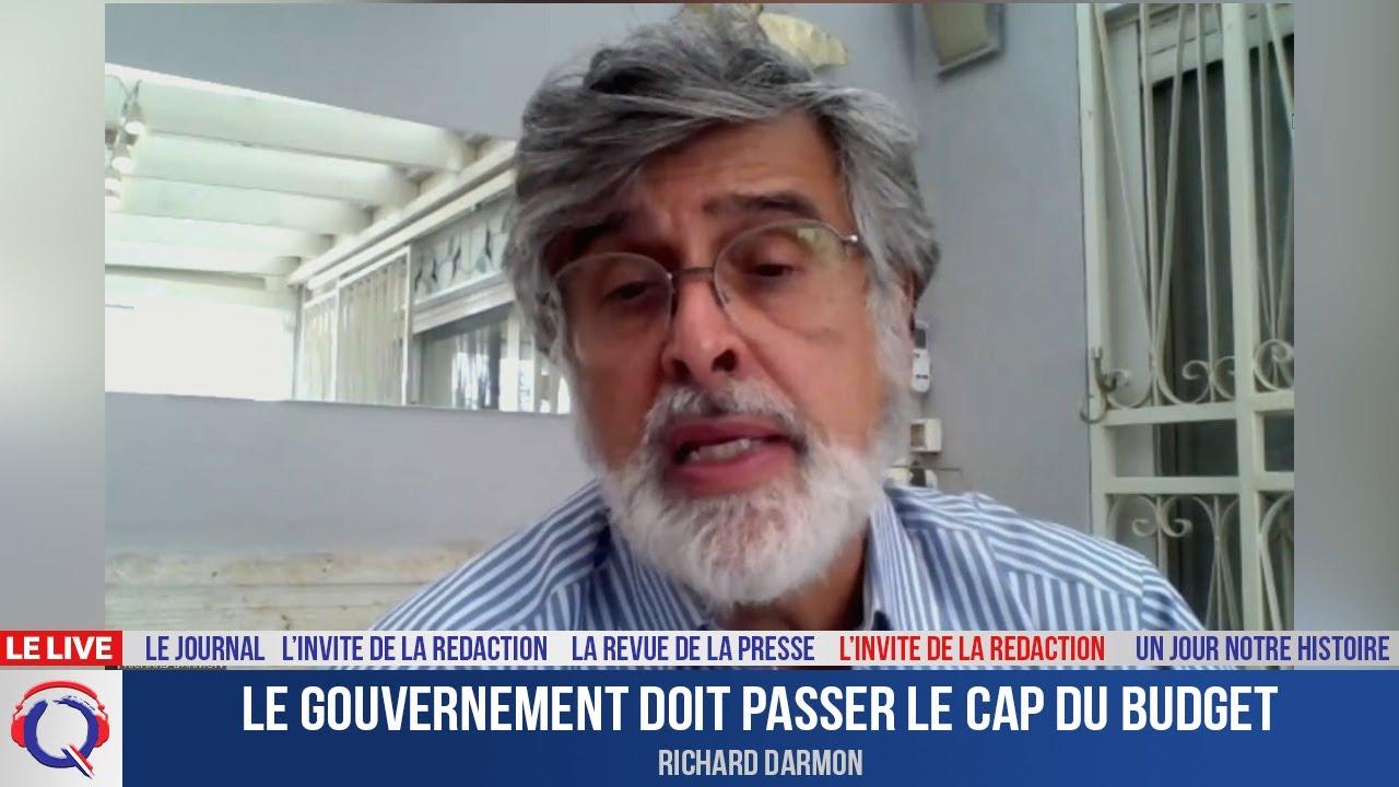 « Le gouvernement doit passer le cap du budget » - L'invité du 18 octobre 2021