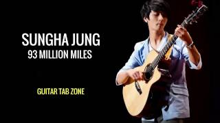 Sungha Jung - 93 Million Miles Tab