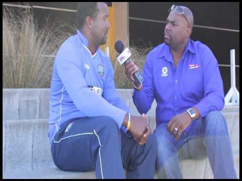 Dwayne Smith celebrates 100 Windies ODIs