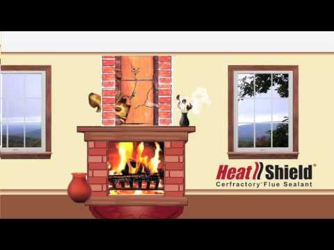 Chimney Liners Repair I Cracked Flue I Heatshield Vermont