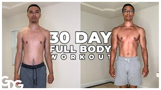 Full Body Workout for 30 Days QUARANTINED screenshot 1