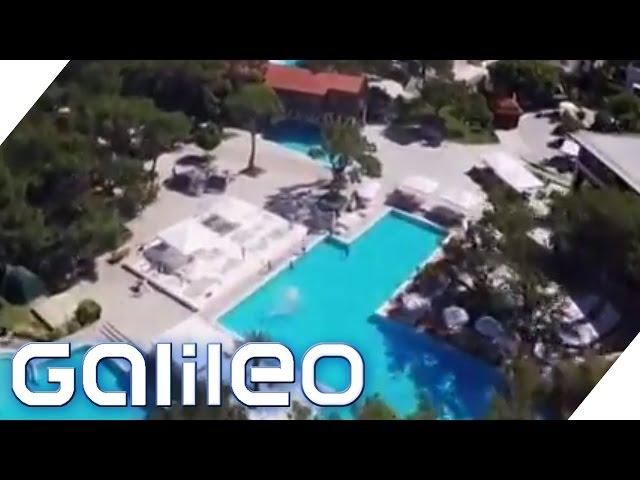 Hotelanlage der Superlative | Galileo | ProSieben