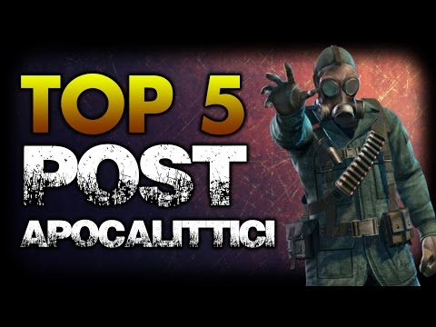 Top 5 videogiochi Post Apocalittici #TOPGAMES from YouTube · Duration:  6 minutes 17 seconds