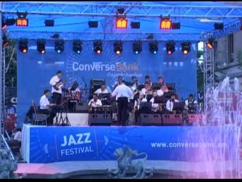 Converse Bank/ Jazz Concert