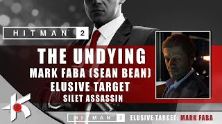 Hitman 2 : Elusive Target The Undying Mark Faba (Sean Bean)
